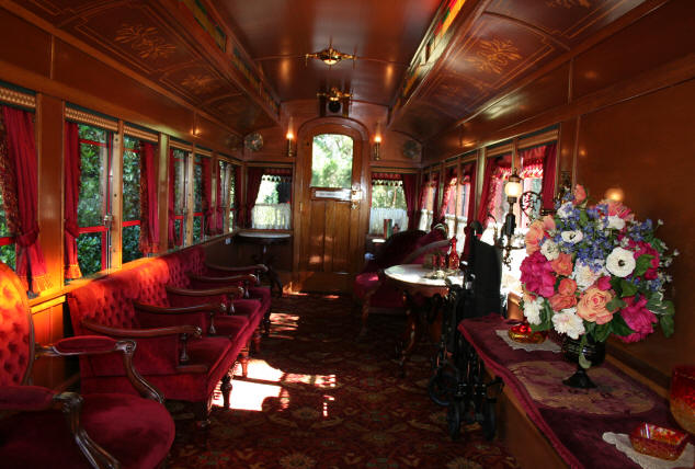 lilly belle presidential train car. Black Bedroom Furniture Sets. Home Design Ideas